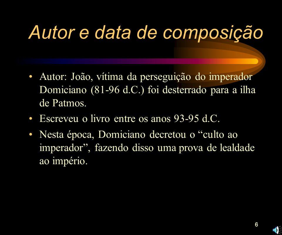 Autor e data de composição