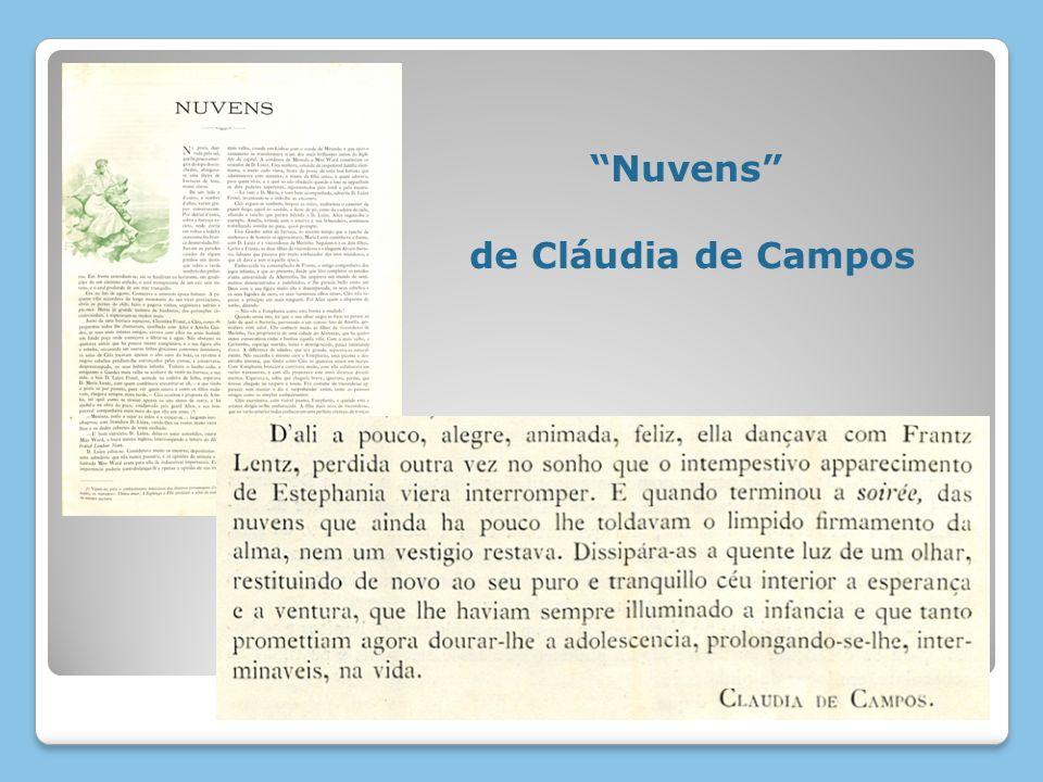 Nuvens de Cláudia de Campos