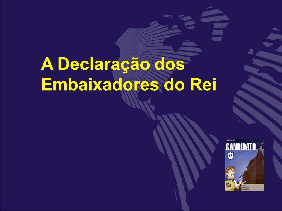 A Declaração dos Embaixadores do Rei
