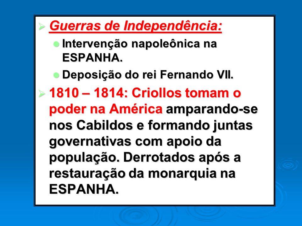Guerras de Independência: