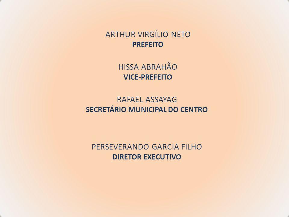 SECRETÁRIO MUNICIPAL DO CENTRO