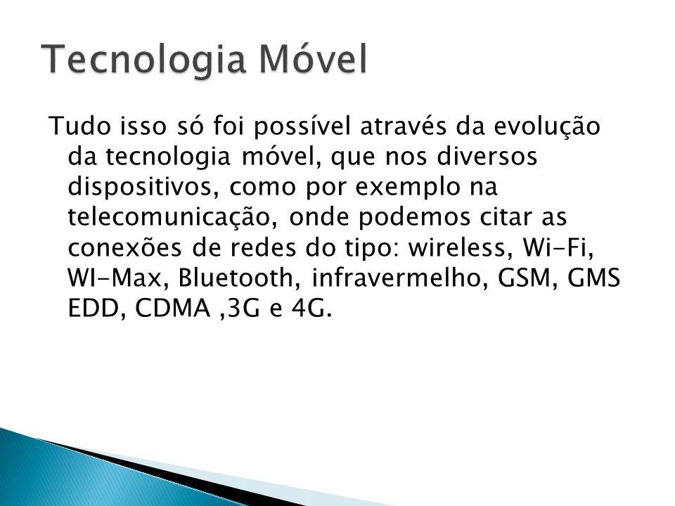 Tecnologia Móvel