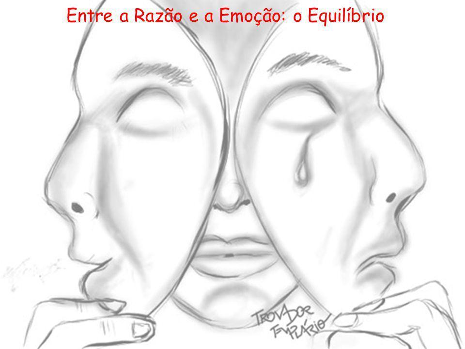 Entre a Razão e a Emoção: o Equilíbrio