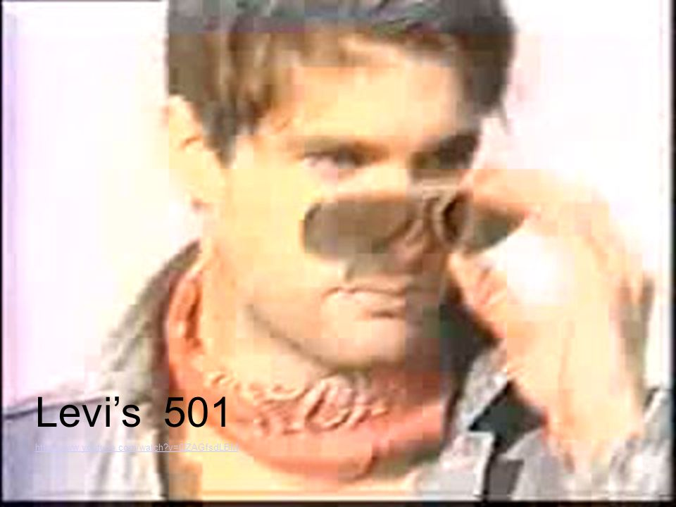 Levi's 501 http://www.youtube.com/watch v=0IZAGfsdLBM