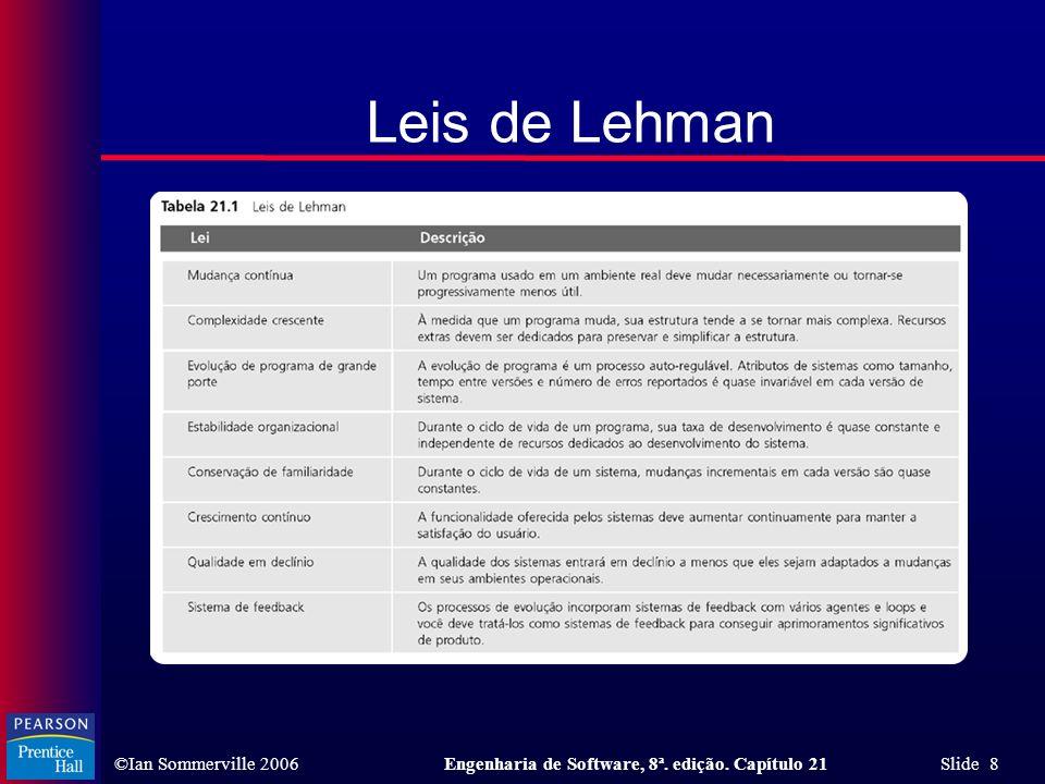 Leis de Lehman