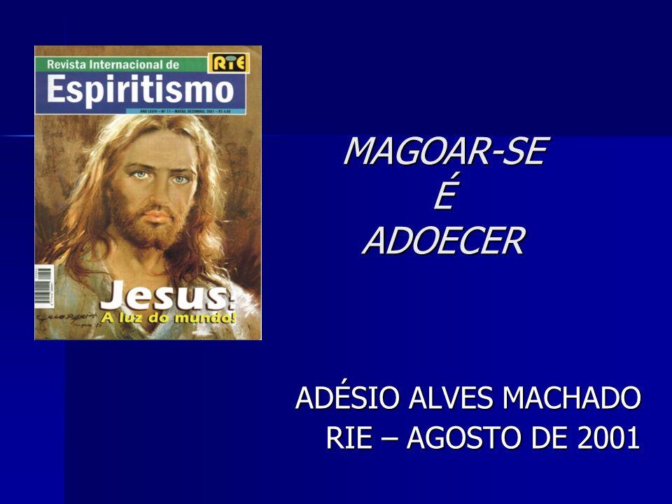 ADÉSIO ALVES MACHADO RIE – AGOSTO DE 2001