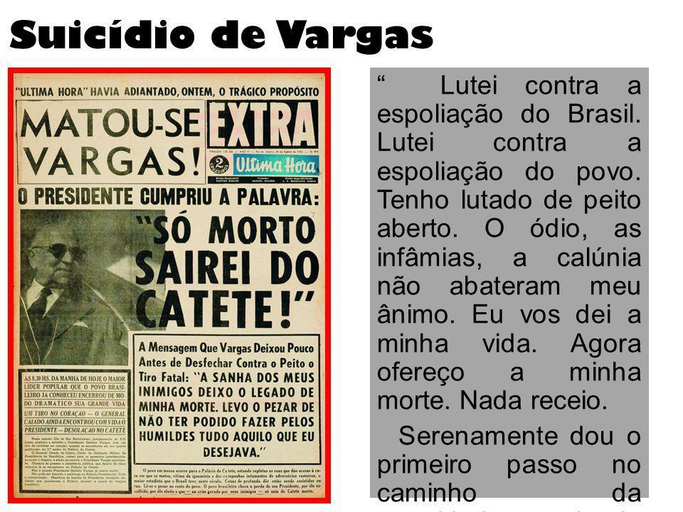 Suicídio de Vargas