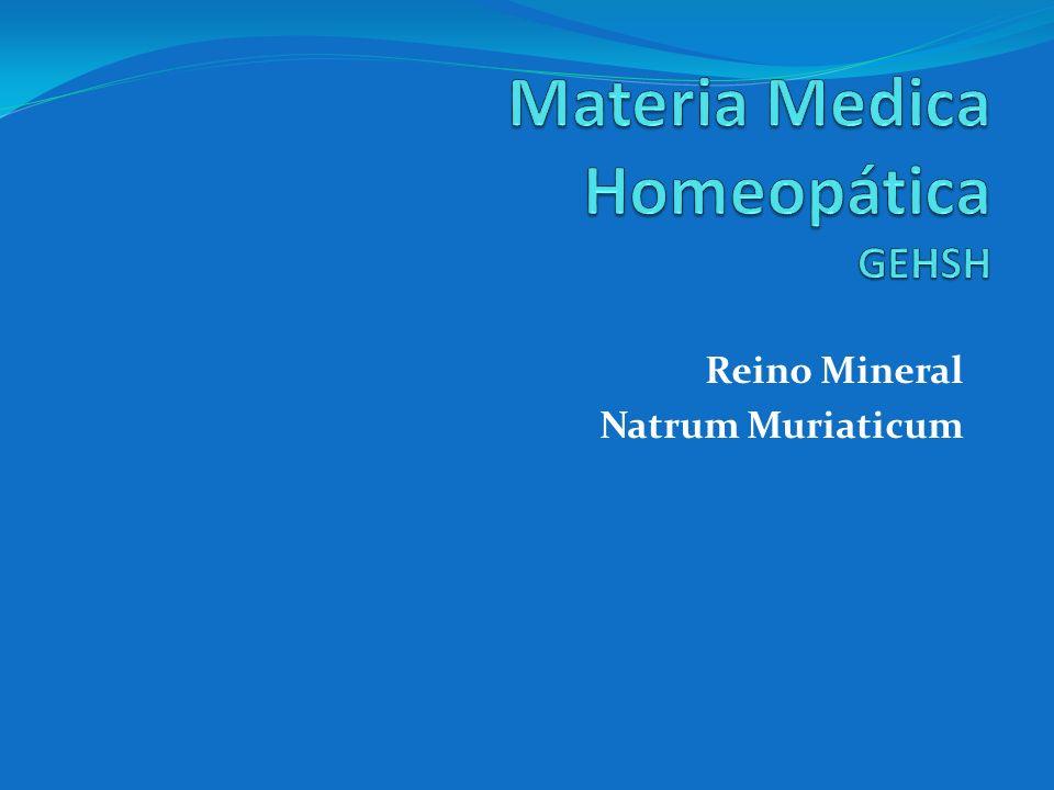 Materia Medica Homeopática GEHSH