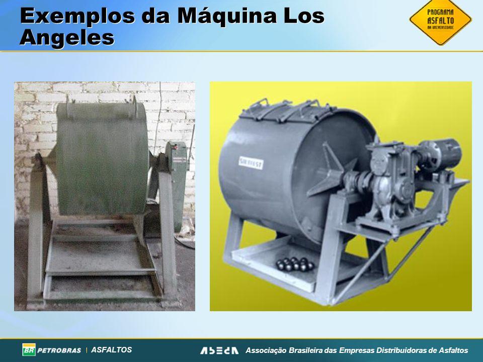 Exemplos da Máquina Los Angeles