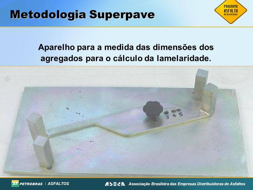Metodologia Superpave