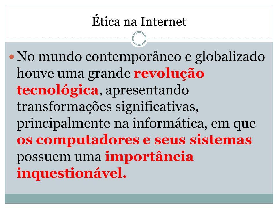 Ética na Internet