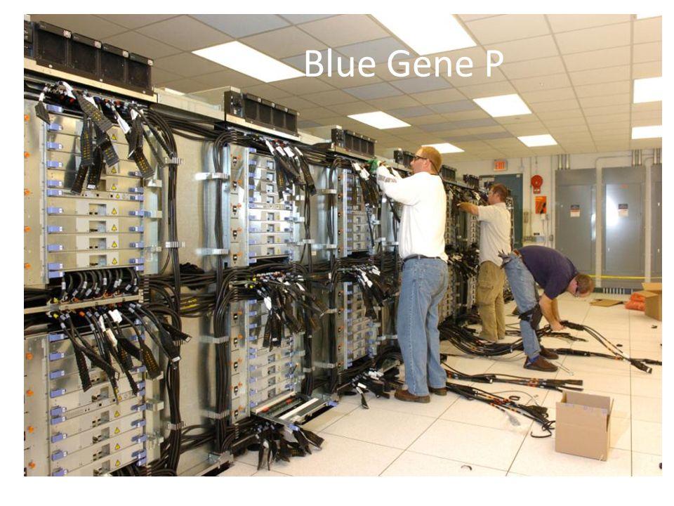 Blue Gene P