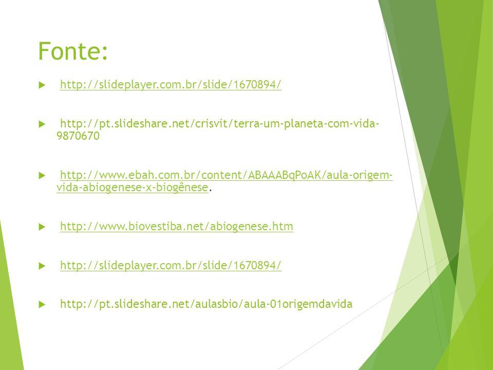 Fonte: http://slideplayer.com.br/slide/1670894/