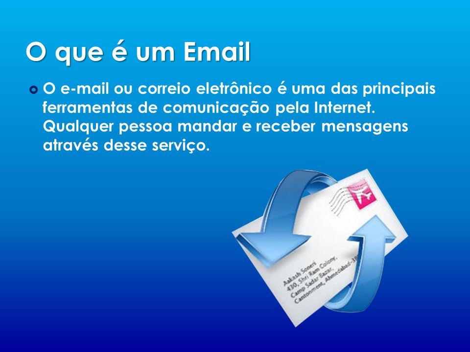 O que é um Email