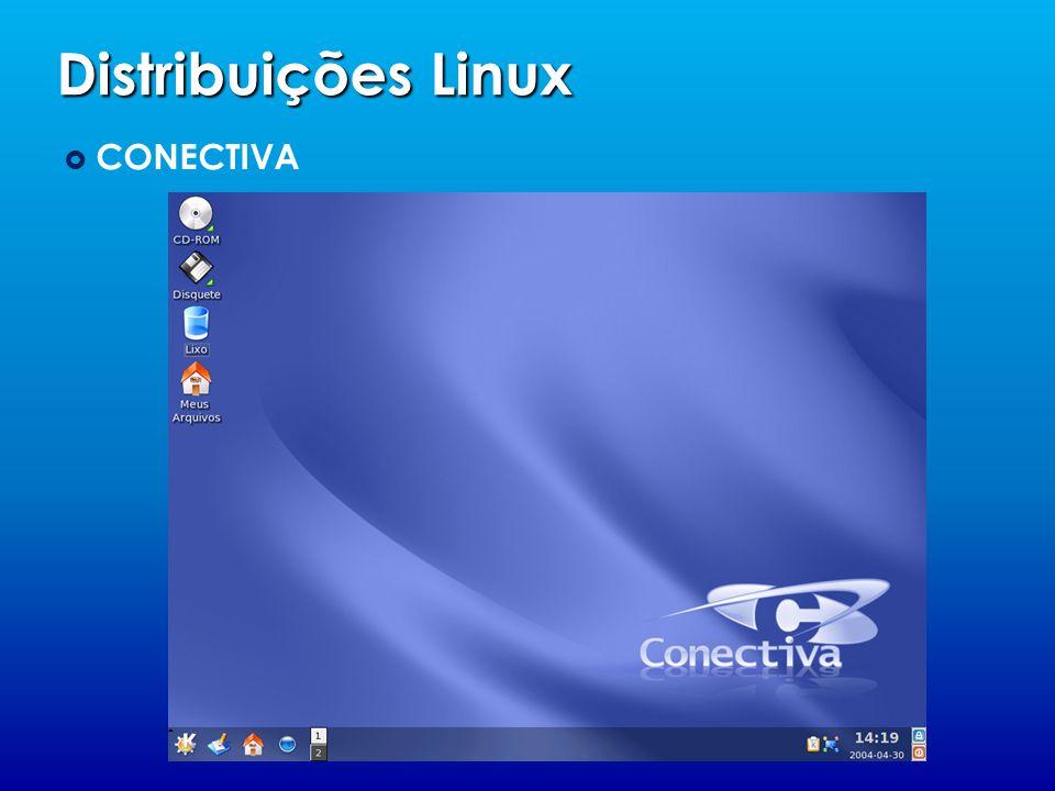 Distribuições Linux CONECTIVA