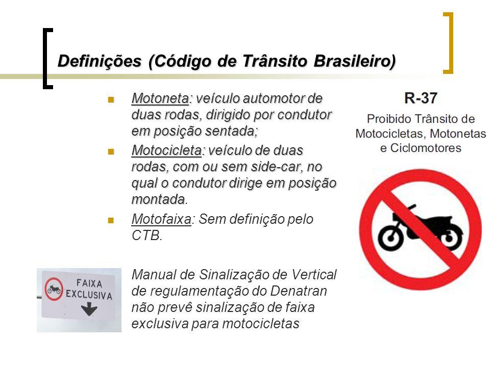 Definições (Código de Trânsito Brasileiro)