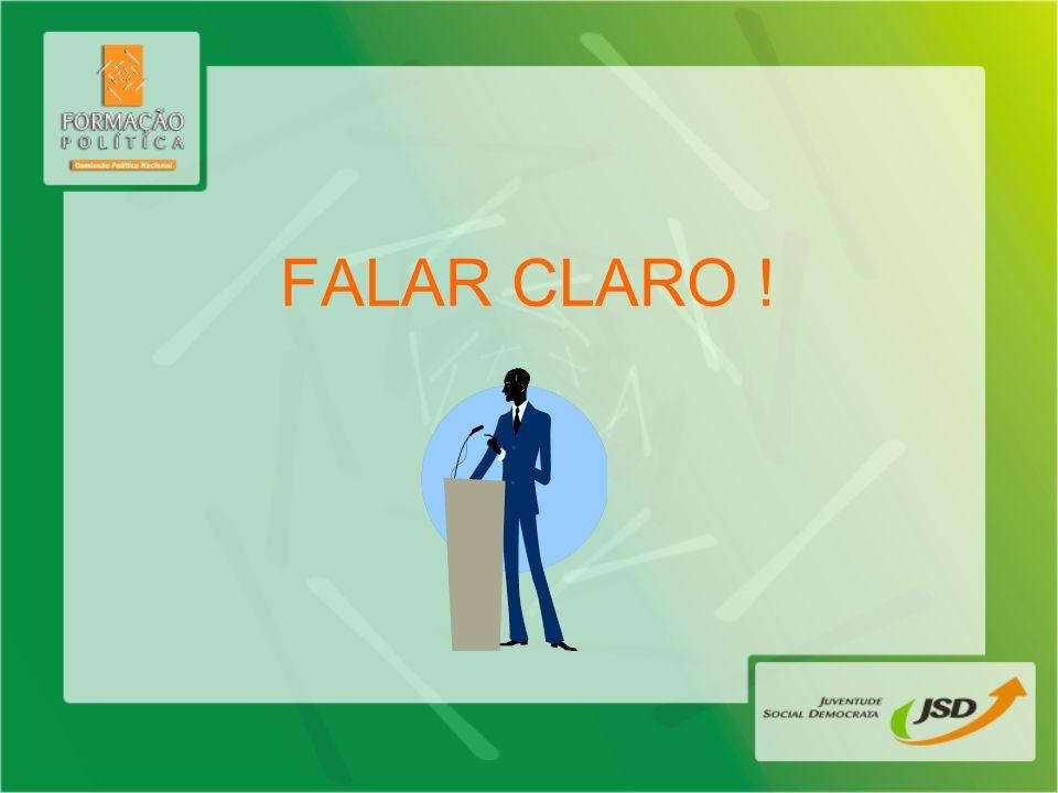 FALAR CLARO !