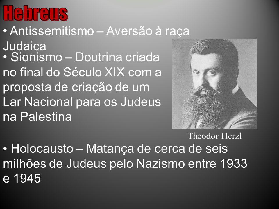Hebreus Antissemitismo – Aversão à raça Judaica
