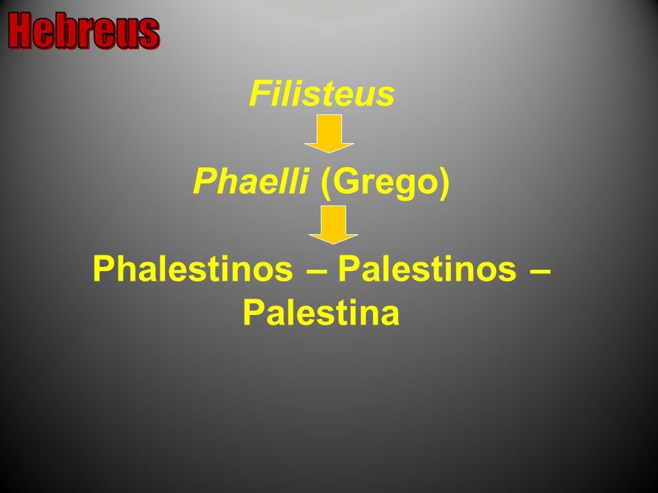 Phalestinos – Palestinos – Palestina