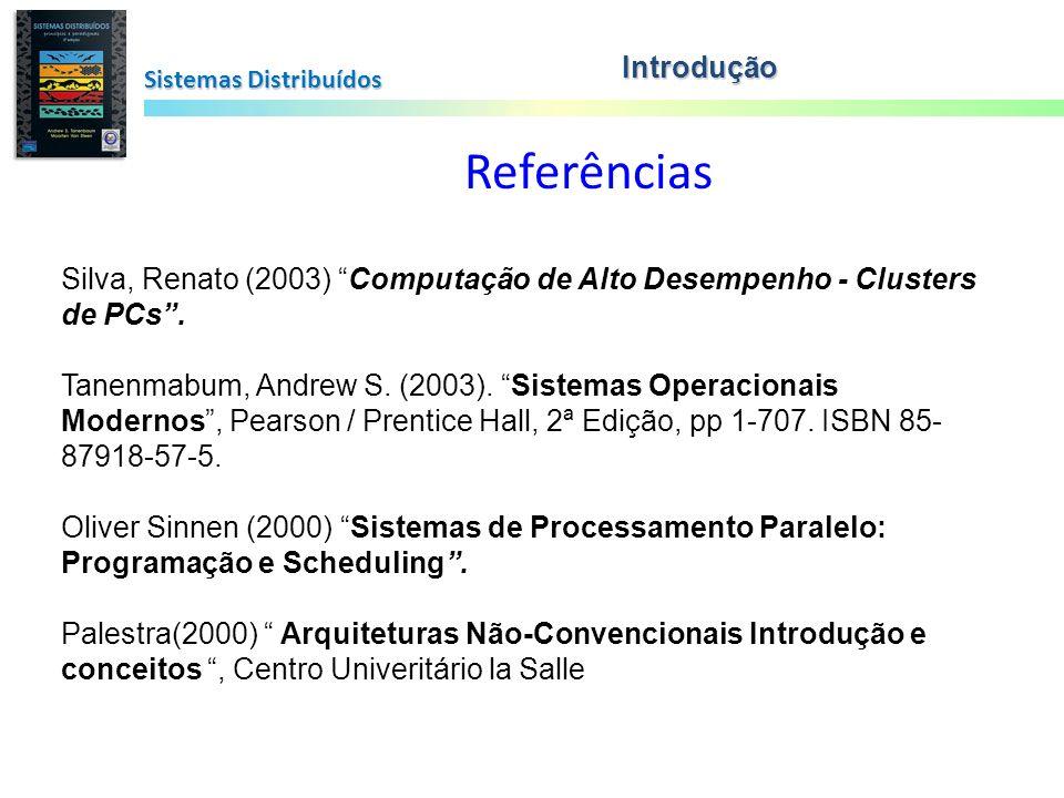 Referências Introdução
