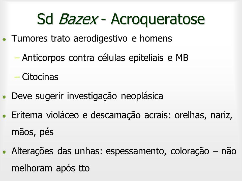 Sd Bazex - Acroqueratose