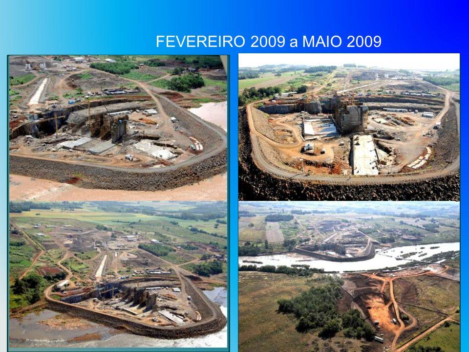 FEVEREIRO 2009 a MAIO 2009