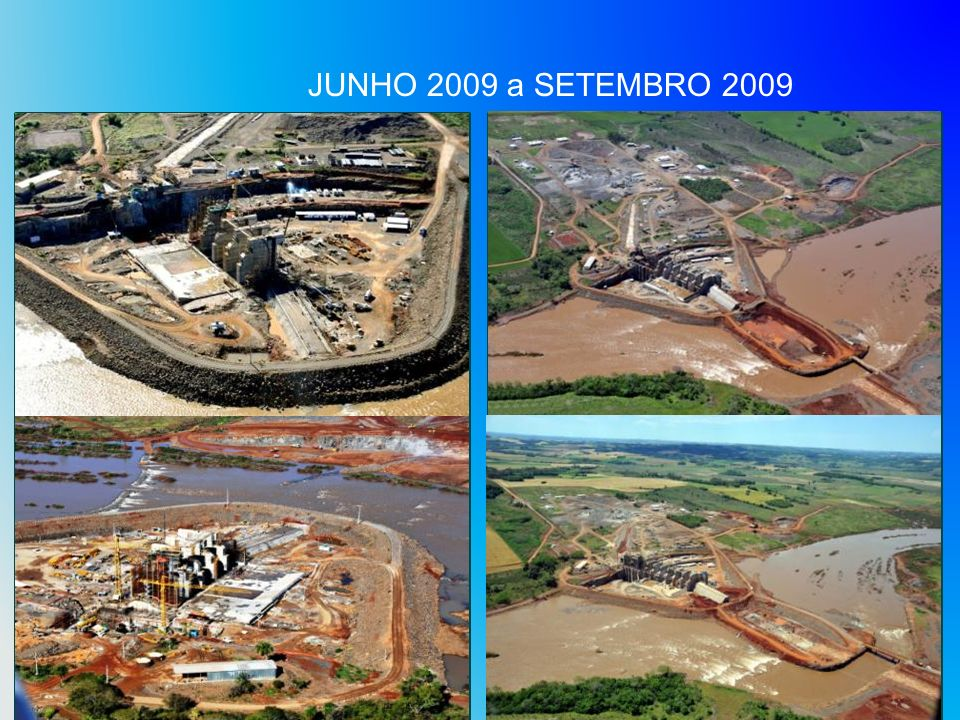 JUNHO 2009 a SETEMBRO 2009