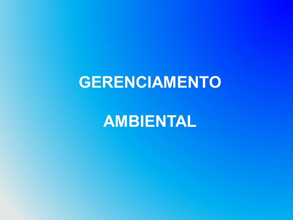 GERENCIAMENTO AMBIENTAL