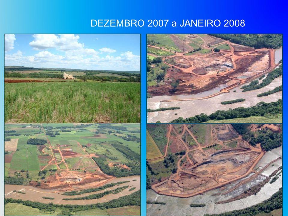 DEZEMBRO 2007 a JANEIRO 2008