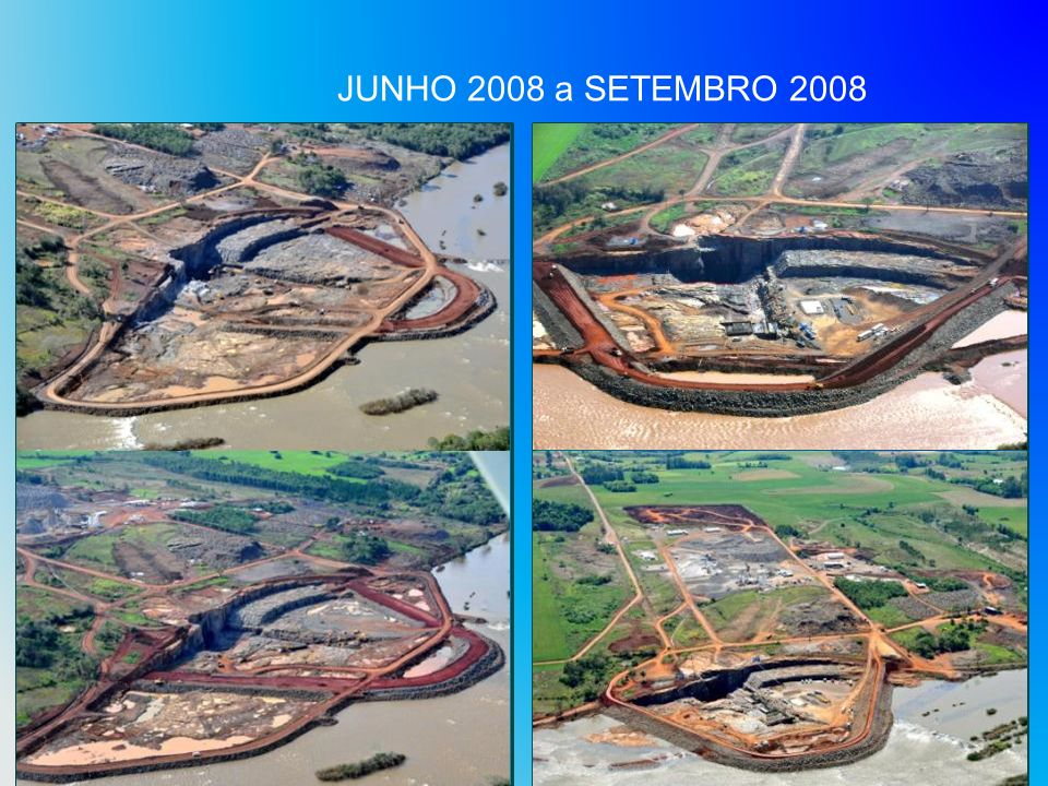 JUNHO 2008 a SETEMBRO 2008