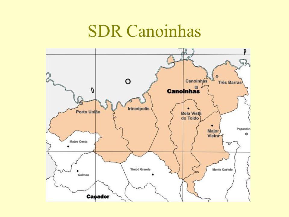 SDR Canoinhas
