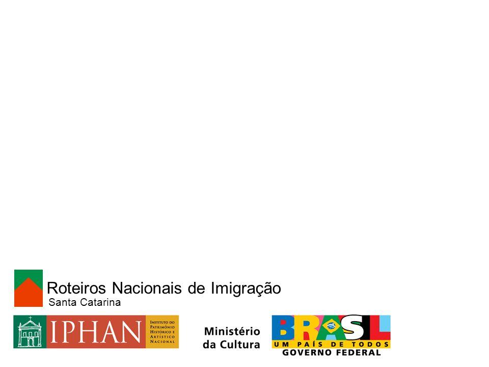 Roteiros Nacionais de Imigração