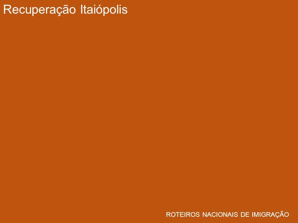 Recuperação Itaiópolis