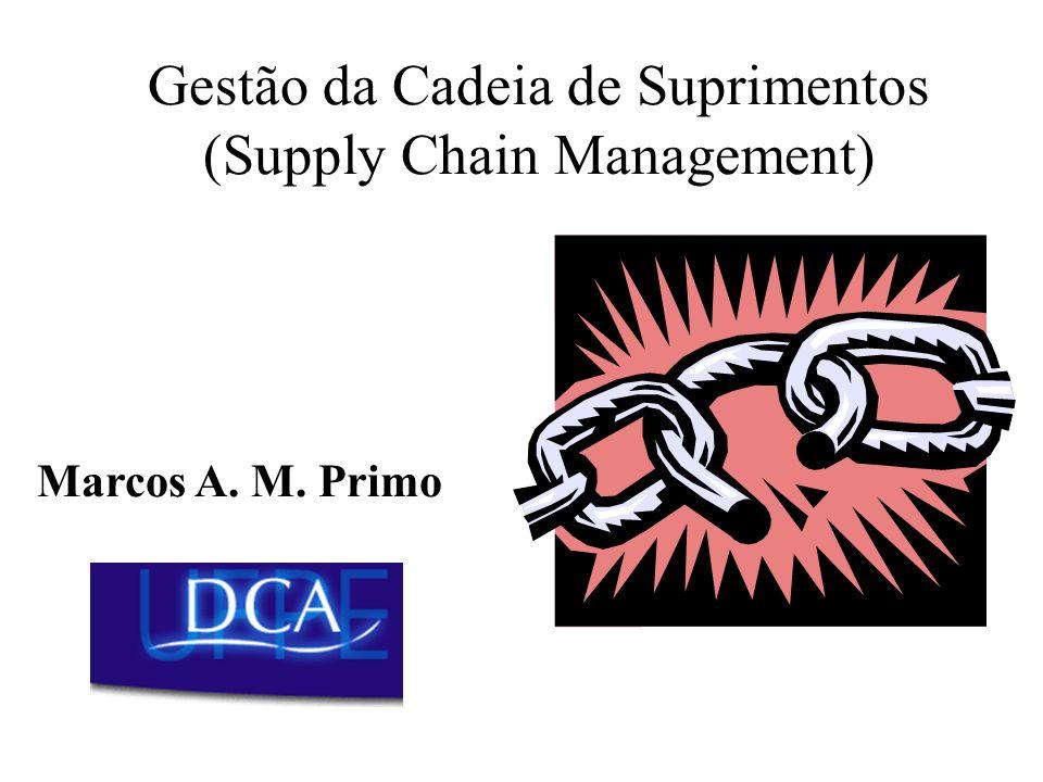 Gestão da Cadeia de Suprimentos (Supply Chain Management)