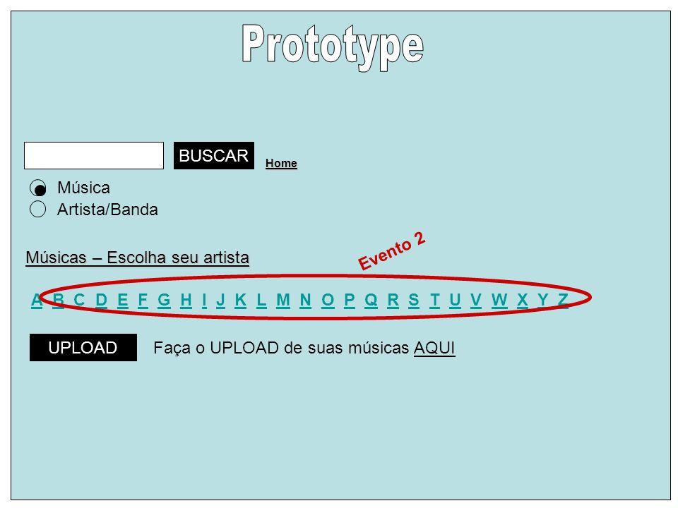 Prototype BUSCAR Música Artista/Banda Evento 2