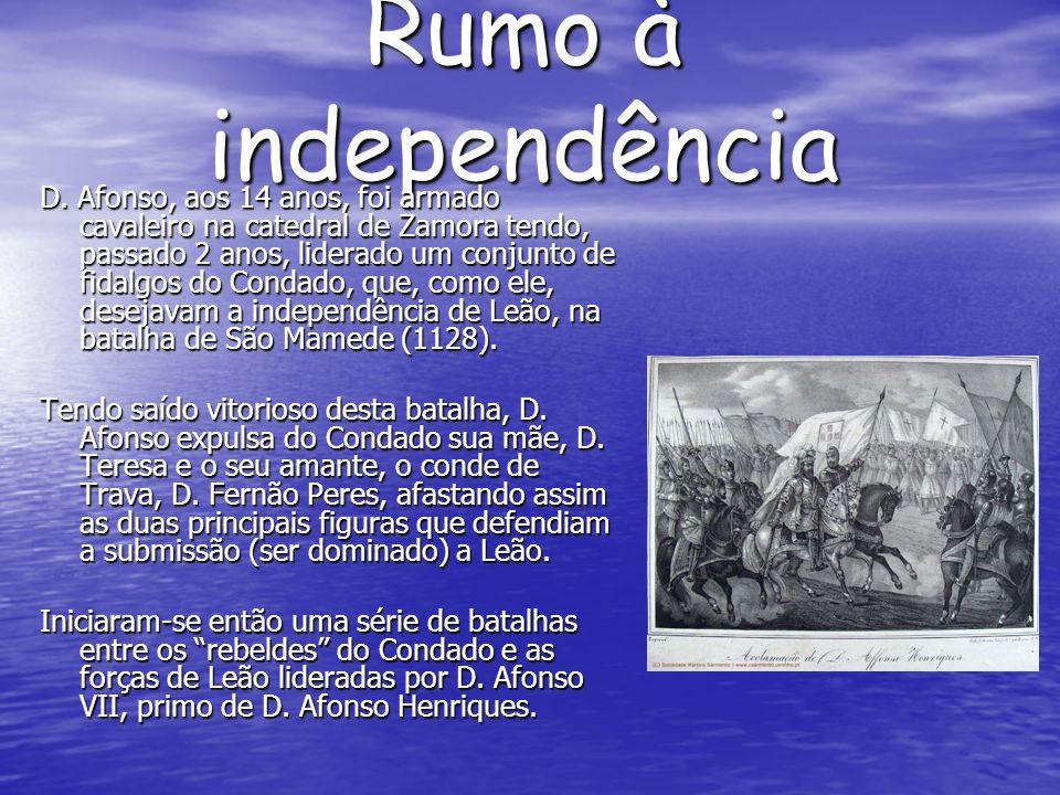 Rumo à independência