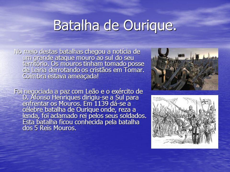 Batalha de Ourique.