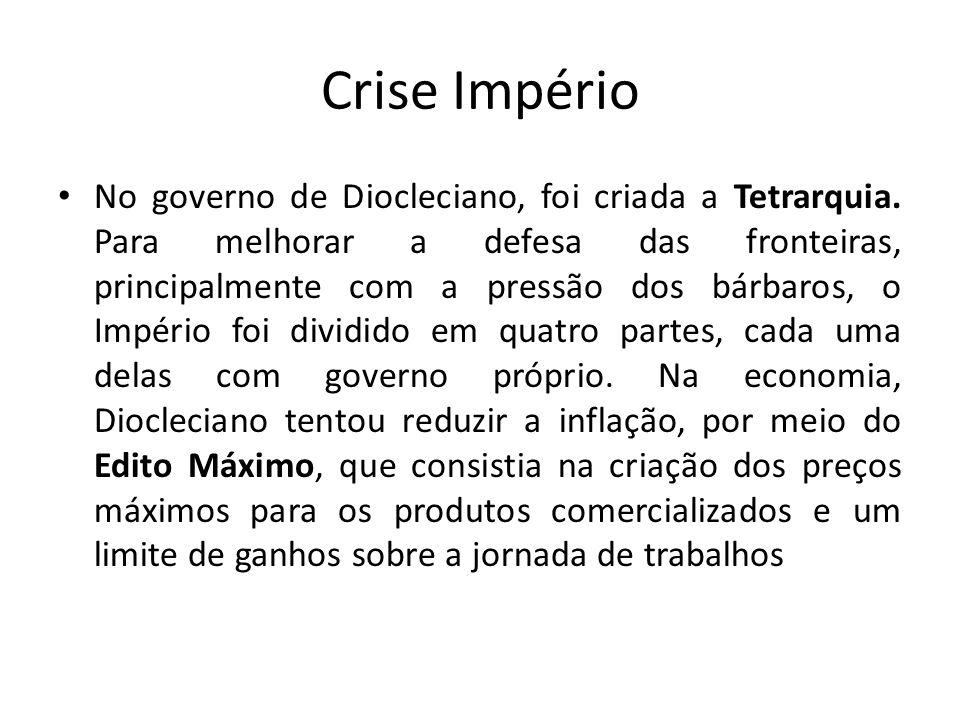 Crise Império