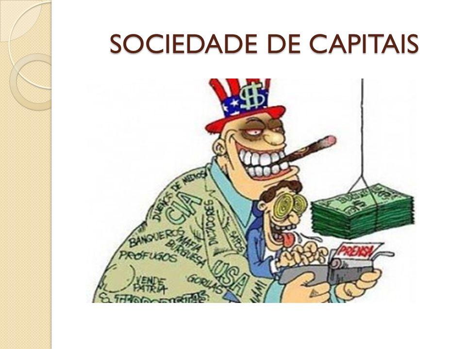 SOCIEDADE DE CAPITAIS