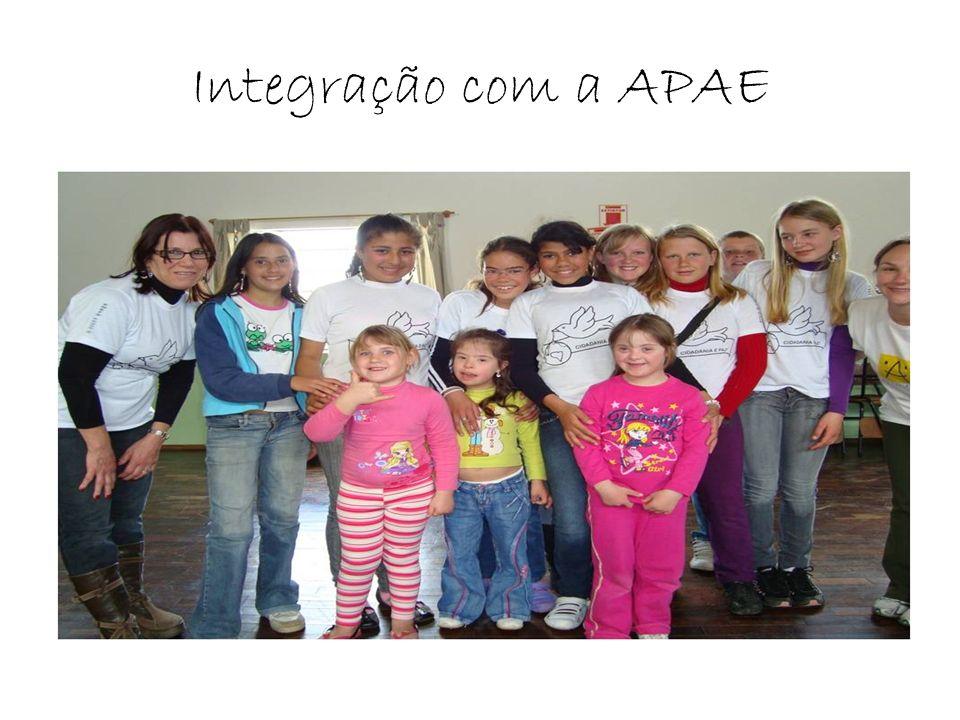 Integração com a APAE