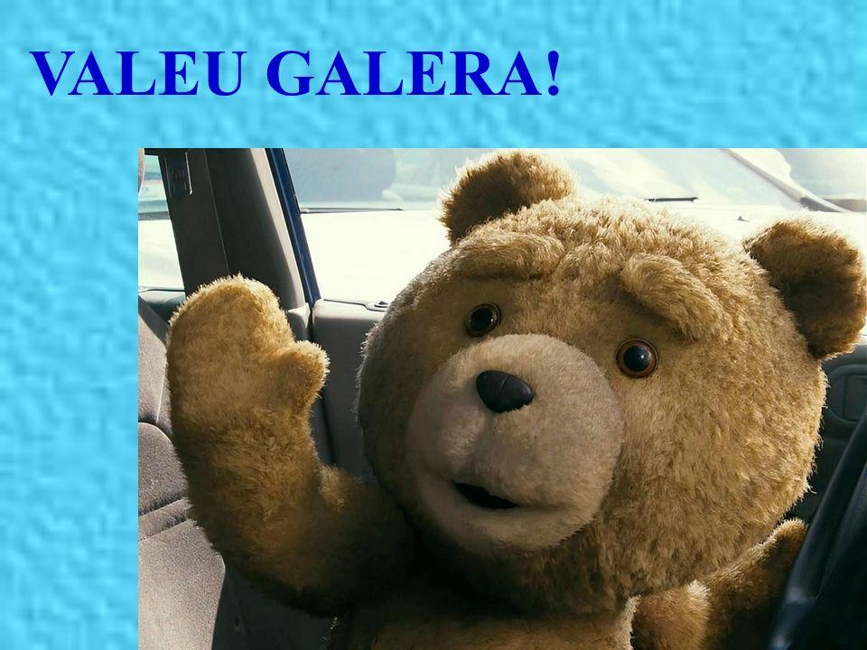 VALEU GALERA!