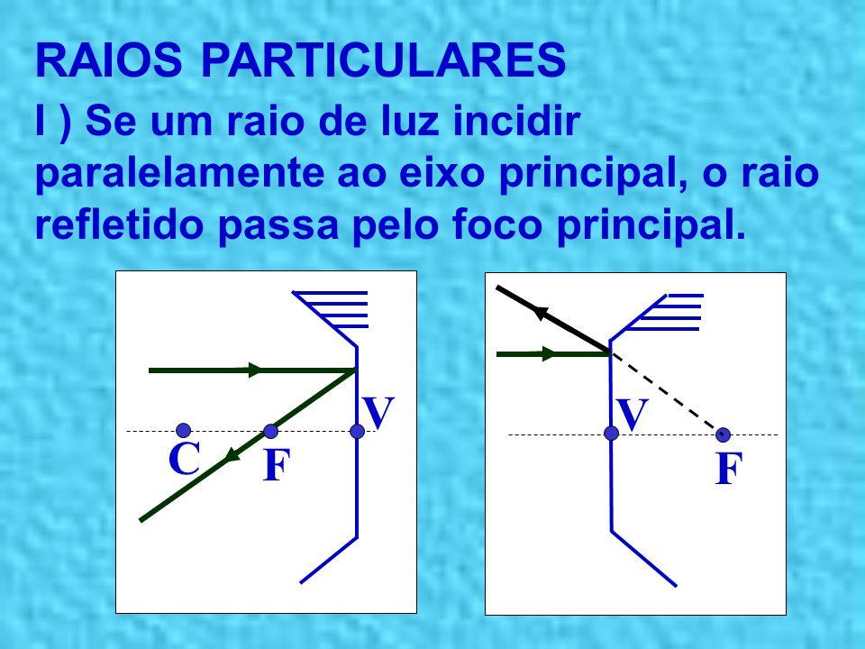 RAIOS PARTICULARES V V C F F