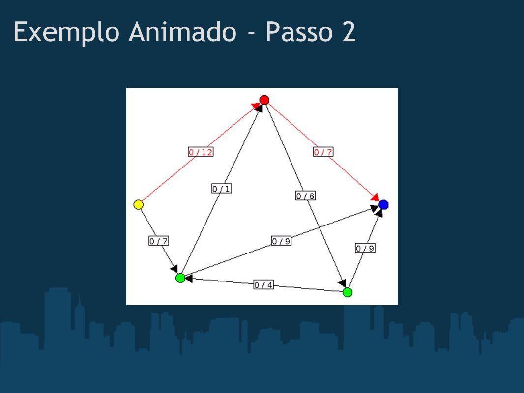 Exemplo Animado - Passo 2
