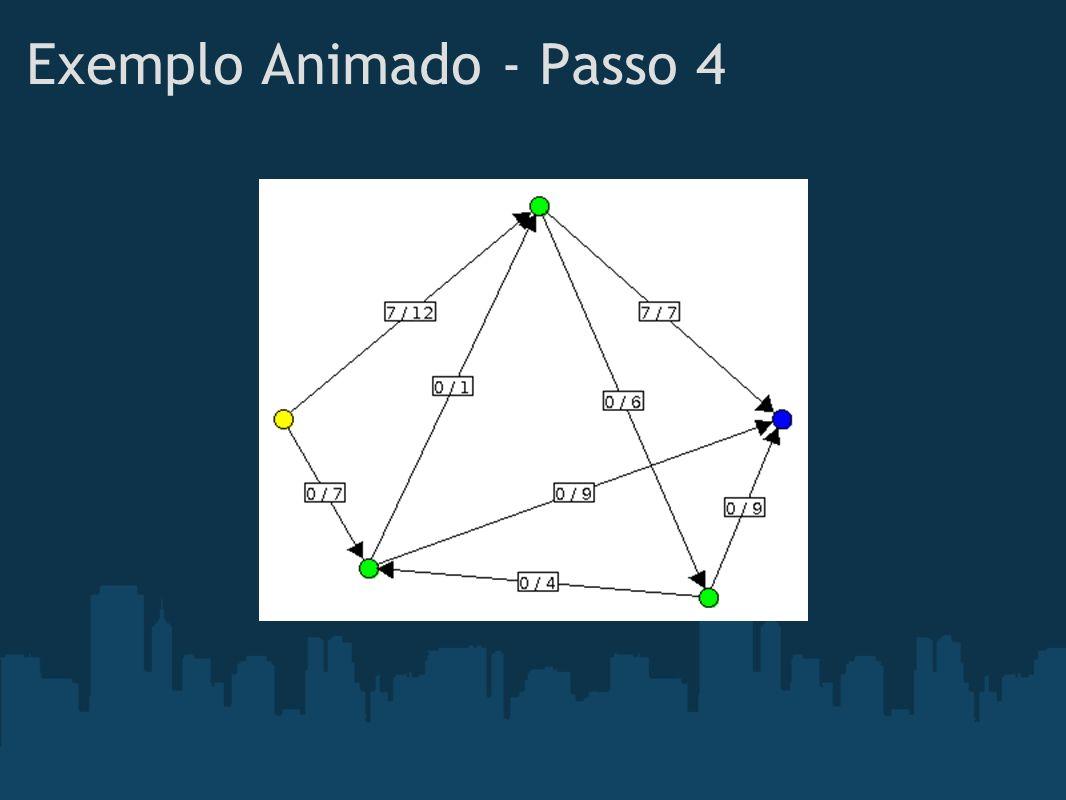 Exemplo Animado - Passo 4