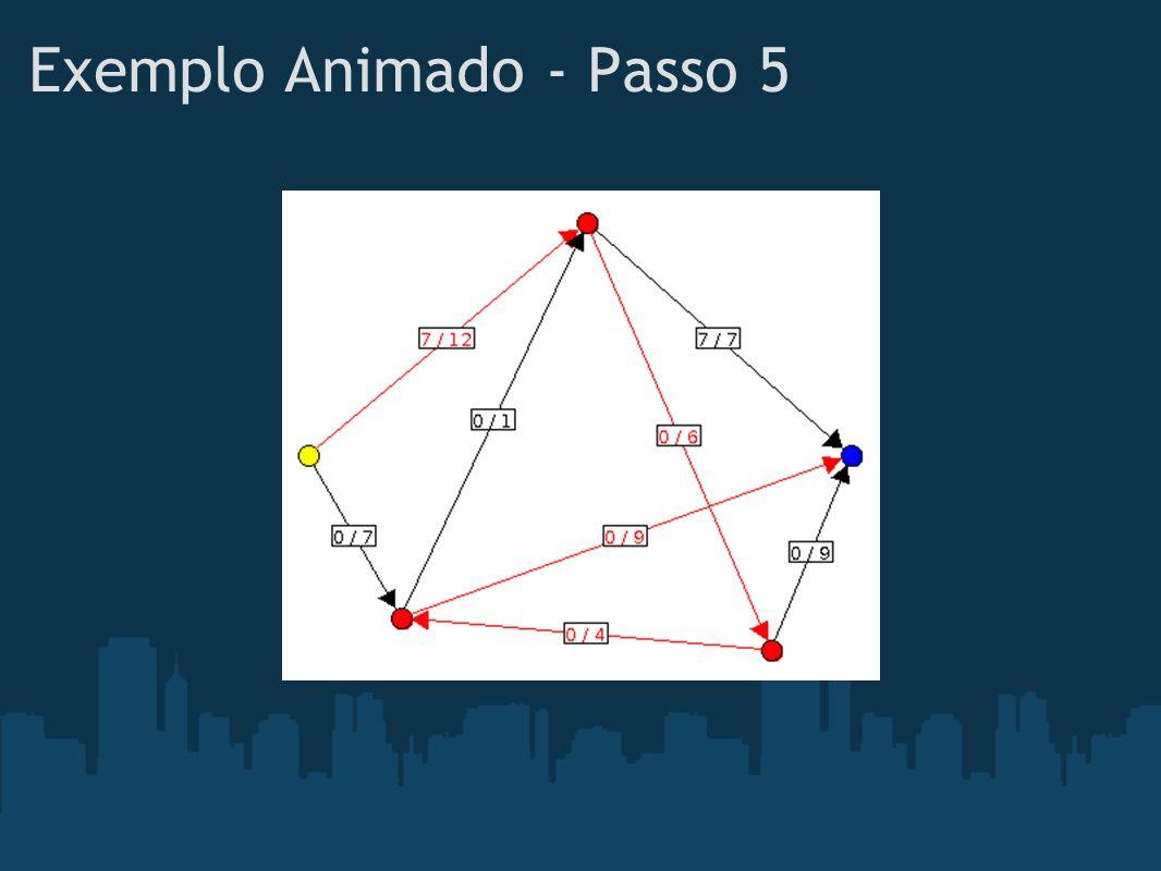 Exemplo Animado - Passo 5