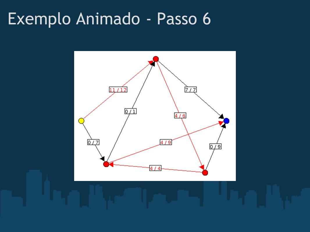 Exemplo Animado - Passo 6