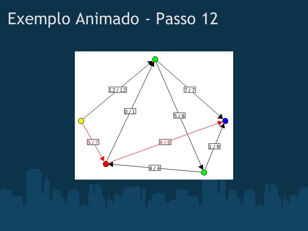 Exemplo Animado - Passo 12
