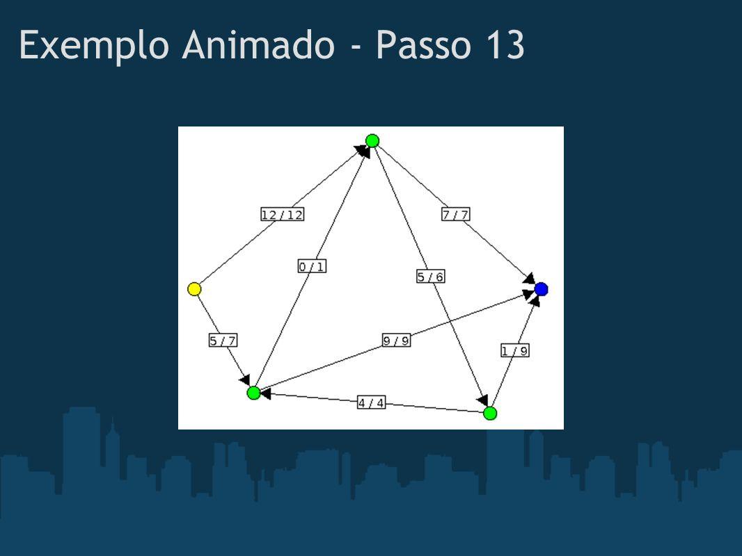 Exemplo Animado - Passo 13