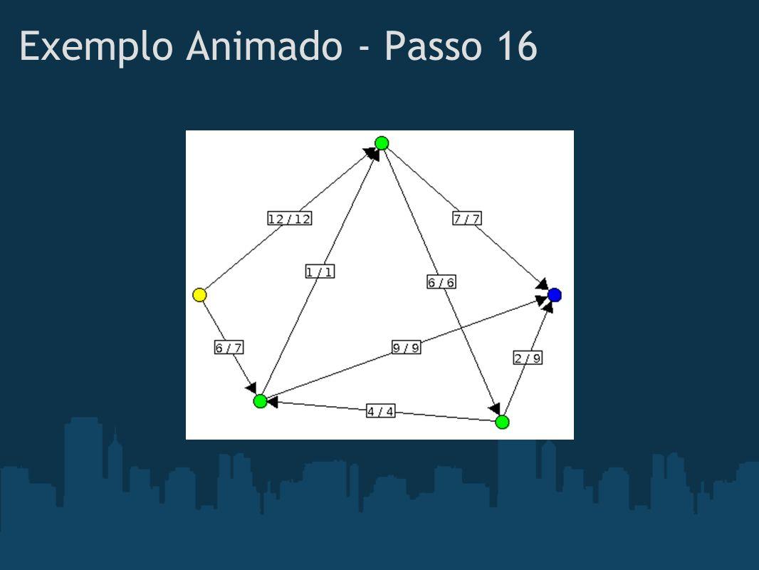 Exemplo Animado - Passo 16
