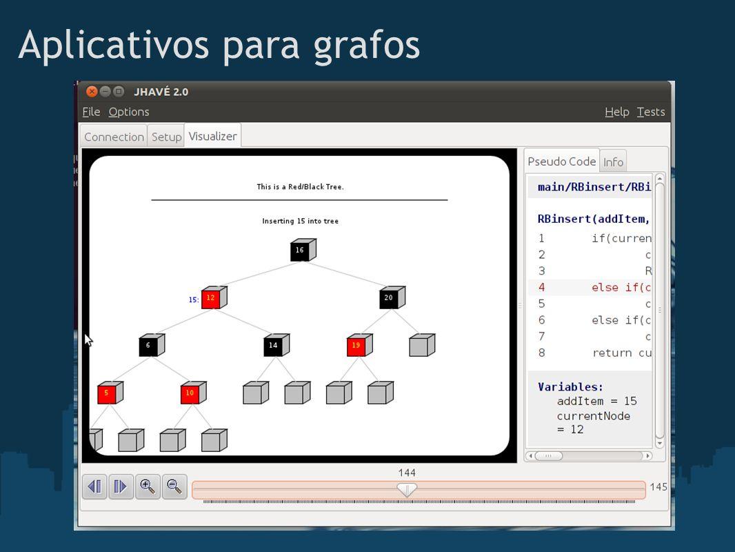 Aplicativos para grafos